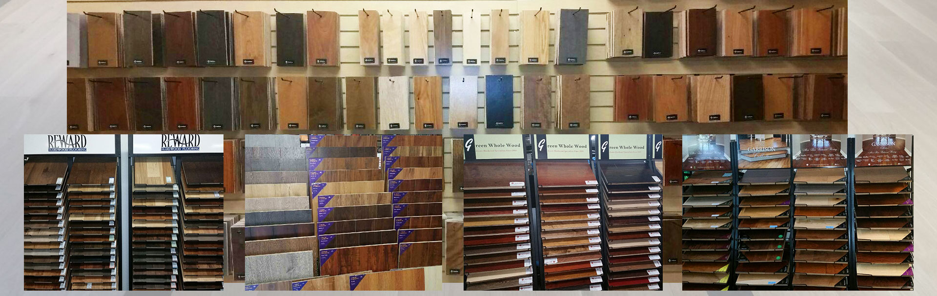 Come Visit Our Hardwood Flooring Showroom or We'll Come to You!
