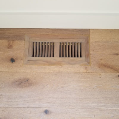 AFTER: Retrofit vent - flush and mount - to 7
