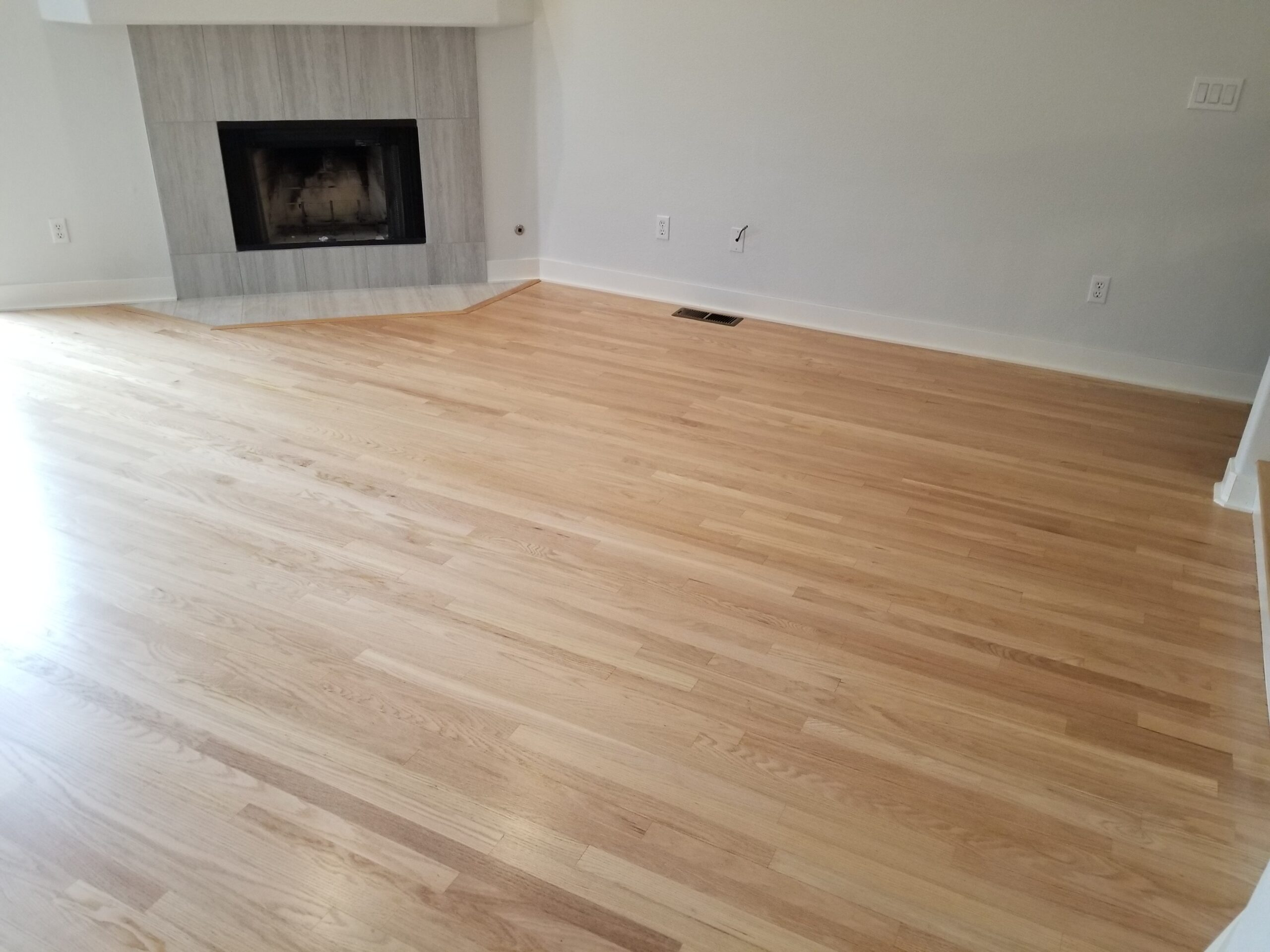 After  refinishing family room, Sunnyvale 1600 total square footage Sunnyvale townhouse.  .