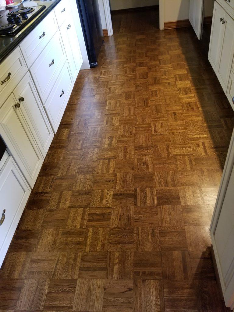 Parquet Flooring Los Atos