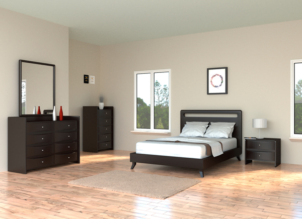 Hardwood Floors Installed in Cupertino Bedroom