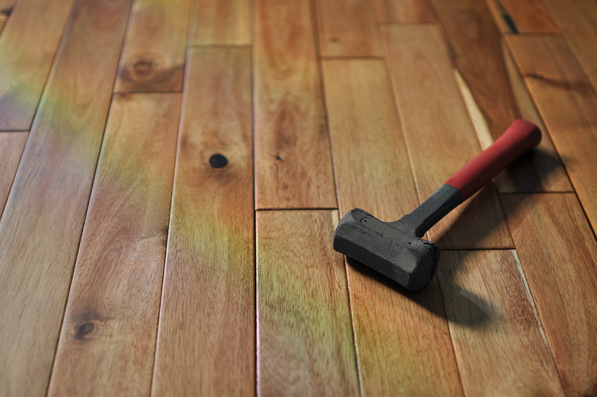 DIY hardwood flooring tips