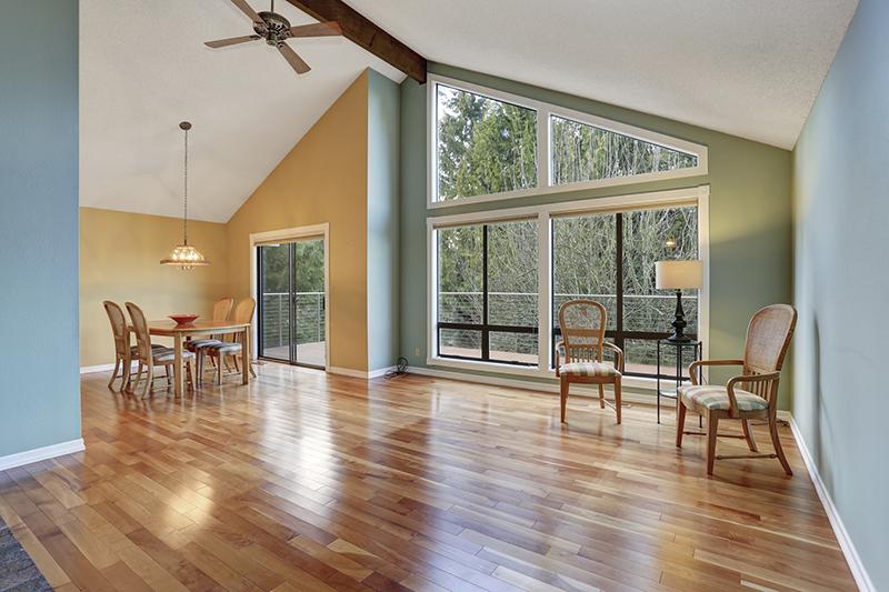 hardwood flooring home valuee
