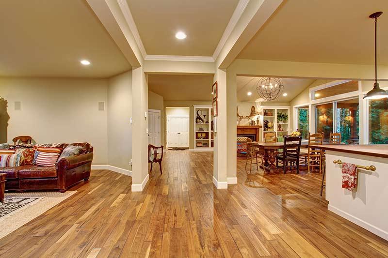 pre-finished hardwood floors, Bay Area hardwood floor installers