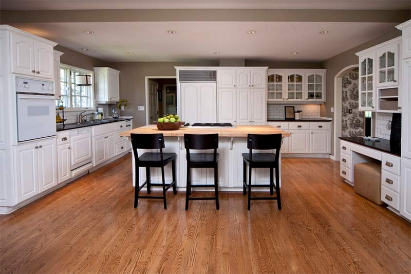 Mountain View hardwood floors installation